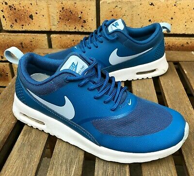 Women's Nike Air Max Thea Brigade Blue running shoes US 6 UK 3.5 EUR 36.5 23cm | eBay