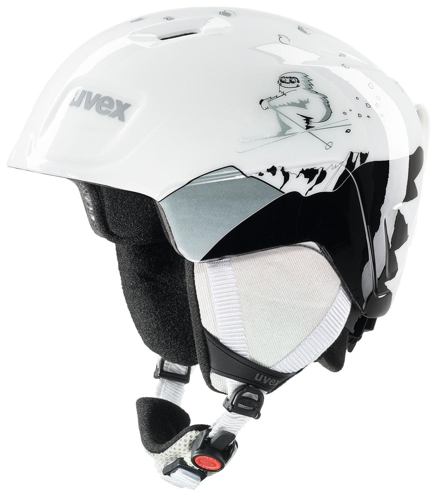 Uvex Manic [2019] helmet   White yeti 51-55cm