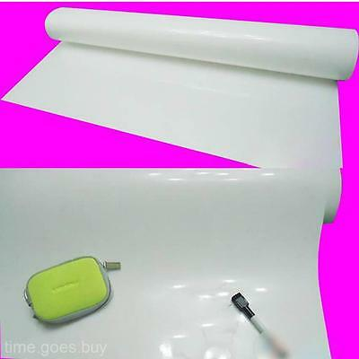 New Office Tech Note Message Paper Board Whiteboard Wall Sticker + Marker Pen