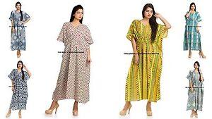 74011c79b4ba 10 PC Wholesale Women s Summer Long Kaftan Plus Size Dresses Indian ...