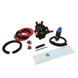 2b1bbae68ef FiTech Fuel Injection 40019 Go EFI Hy-Fuel In-Tank Fuel Pump Module ...
