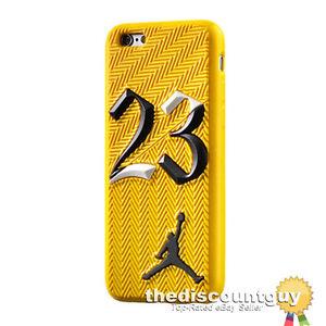 6cf3731310c824 iPhone 6   6s - Textured Jordan Case Yellow   Gold Black Shoe Sole ...