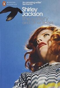 The-Lottery-and-Other-Stories-by-Shirley-Jackson-Paperback-NEW-Book
