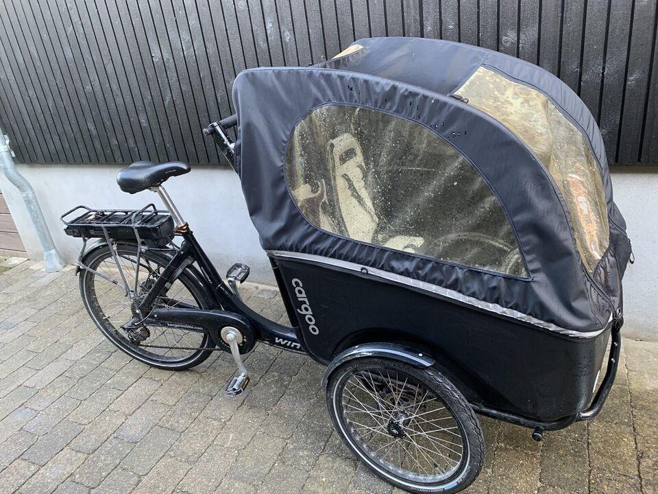 Ladcykel, Winther Cargoo, 7 gear