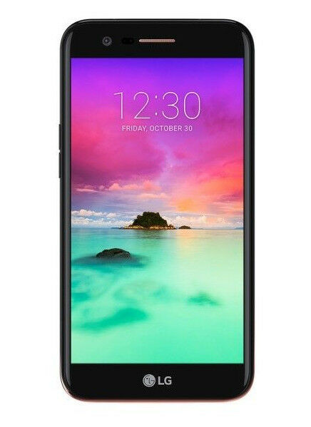 LG K10-16GB-Schwarz(Ohne Simlock) Smartphone,ohne Vertrag,Android Nougat 7.0,neu