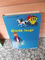 Oliver Twist, ein Roman von Charles Dickens, aus dem Boje-Verlag