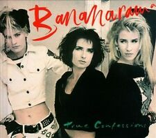 True Confessions [Deluxe 2CD + DVD Edition] [Digipak] by Bananarama (CD,...