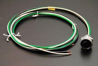 Clear-Cut Texture 14awg Brad Strom / Molex 1300660037 Mini-change 3-pole Gefäß Amm 1.5m M L
