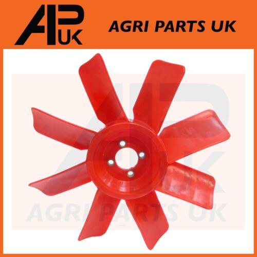 Massey Ferguson 284 285 290 293 294 560 565 575 590 675 Tractor Fan Blade Red