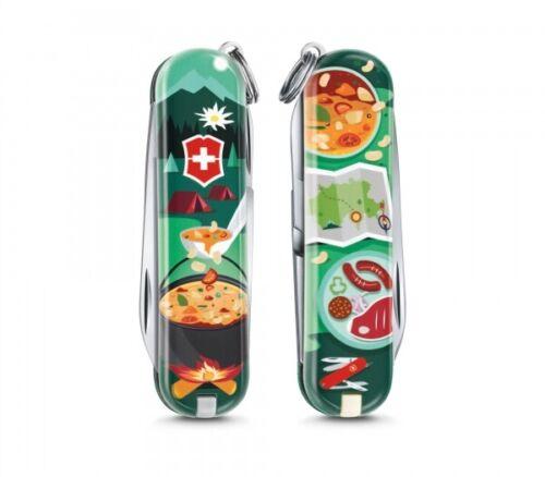 Victorinox Classic Swiss Mountain Dinner Limited Edition 2019 Taschenmesser ...