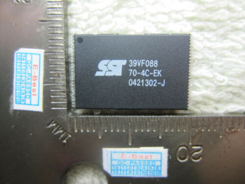 1x SST39VF088-70-4C-E SST 39VF088 70-4C-EK SST39VF088-70-4C-EK TSSOP48 IC Chip