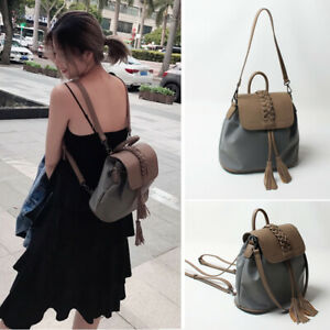 Convertible-Water-Resistant-Small-Backpack-Rucksack-Crossbody-Shoulder-bag-Purse