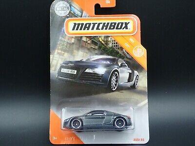 2020 MATCHBOX #29//100 AUDI R8 MBX CITY METAL