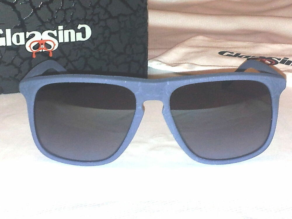 100% De Qualité Sunglasses Occhiale Da Sole Glassing Made In Italy Mod. Dance Fashion 2012 Vip ProcéDéS De Teinture Minutieux