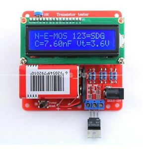 ESR-Meter-Transistor-Tester-LCR-Diode-Frequenz-PWM-Signal-Generator-Do-it-Yourself-Kit