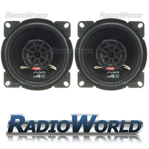 """Landrover Defender Dash Speaker Upgrade Kit Vibe 4/"""" 300W Pair"""