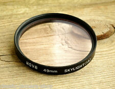 HOYA Skylightfilter (1A) FILTER SKYLIGHT 49mm M49 Schraubfassung (O2778