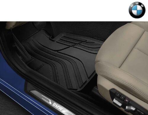 Original BMW 3er Allwetter Fussmatten vorne F30 F31 F34 3erGT Allrad 51472339809
