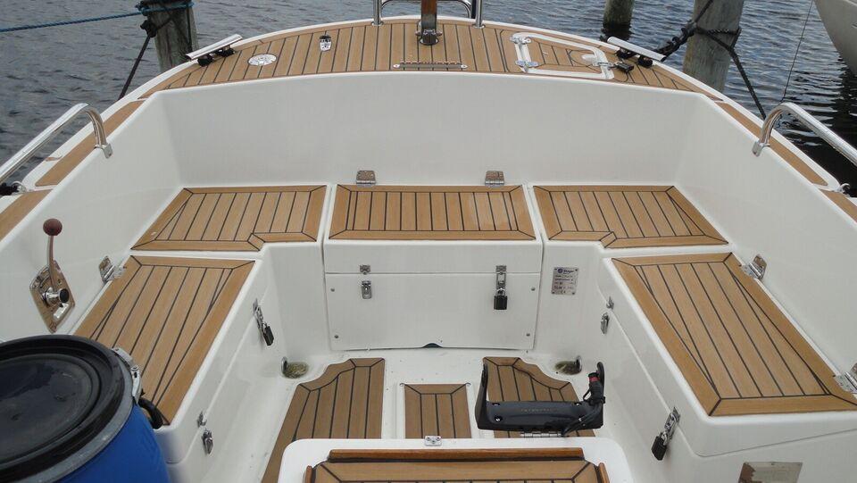 Motorbåd, Skager 660, 30 hk