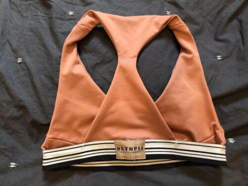 Olympia Terracotta di Bra Minerva Activewear w8x56p5qPn