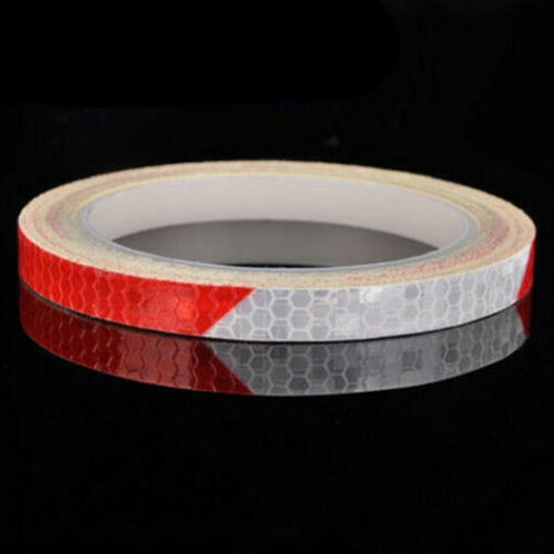 1 Roll Safety Night Riding Reflective Stickers Tape For Bikes Bicycle MTB Decals