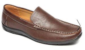 conduite homme Chaussures mocassin de brun 7 vU5q4axw