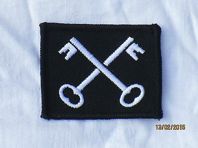 2nd Infantry Division, Stoffabzeichen,TRF, Patch,Formation Badge