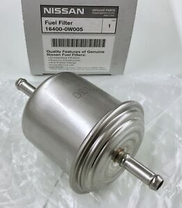 [SODI_2457]   Infiniti Fuel Filter Q45 QX4 16400-0W005 New OEM   eBay   Infiniti Qx4 Fuel Filter      eBay