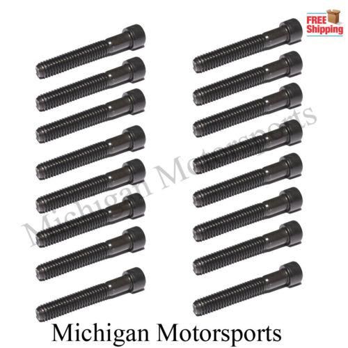 set of 16 LS1 Rocker Arms Bolts LS2 LS6 LQ4 LQ9 LY5 LY6 6.0 5.7 5.3 4.8