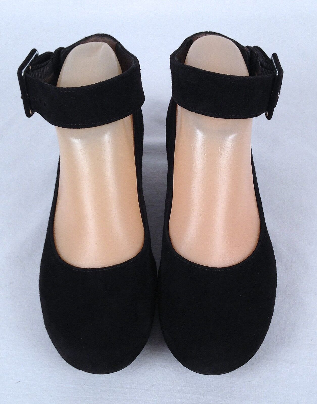 NEW!! Paul Green Green Green Mary Jane Flat- Black Suede-  US 5.5/ AU 3- $345-( P11) d5644d
