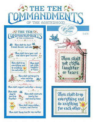Life 10/% Off Sue Hillis Designs Counted X-stitch chart