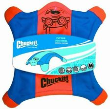 Chuckit Flying Squirrel Pet Cat Dog Interactive Toy Game, Medium, New, Free Ship