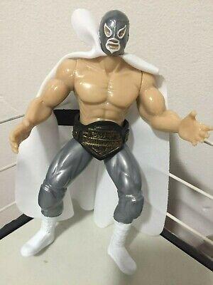 TINIEBLAS Wrestler 7in Action Figure Mexican Toys LUCHA LIBRE MEXICANA