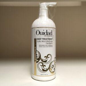 Ouidad Curl Essentials Deep Treatment Curl Restoration