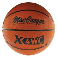 Macgregor® X4wc Junior Size (27.5) Rubber Basketball on sale