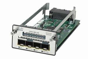 NEW-Cisco-C3KX-NM-10G-Network-Module-for-3750-X-and-3560-X-3K-X-10G