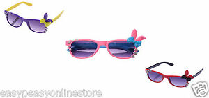 2b198fe45078 Cute 3D Multi Color UV400 lens UVA UVB protection sunglasses for ...