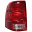 Light Left Driver Exclude Sport Fits 02-05  EXPLORER Tail Lamp