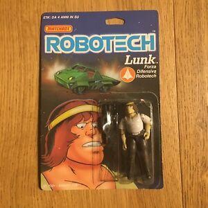 Matchbox Robotech Lunk Vintage