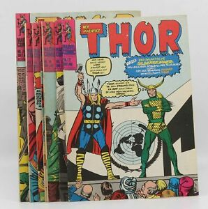 Selección: Marvel williams editorial Comics-el poderoso thor