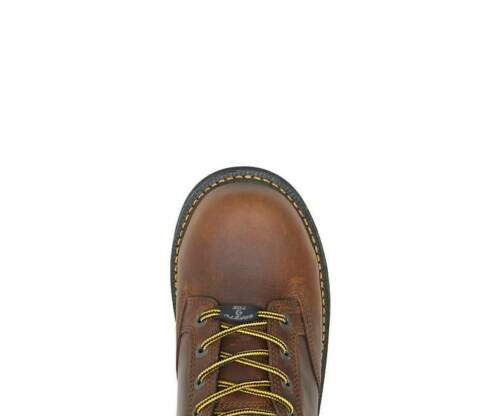 """WOLVERINE HELLCAT ULTRASPRING 8/""""  CLASSIC WORK LEATHER BOOTS MEN/'S!"""