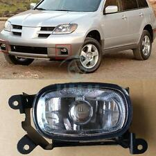 Front Fog Lights Lamp Left Decorate Refit For Mitsubishi Outlander 2003-2006
