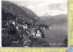 Cartolina-Postcard-Moltrasio-Poesia-Bellini-Lago-di-Como-1959