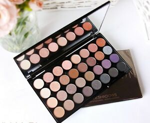 Image is loading MAKEUP-REVOLUTION-Ultra-32-Shade-Eyeshadow-Palette -AFFIRMATION-