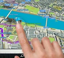 2x TOMTOM / SYGIC WELT 3D-OFFLINE-NAVI + HUD, BESTE VERS.VOR BAD UPDATE FREE MAP