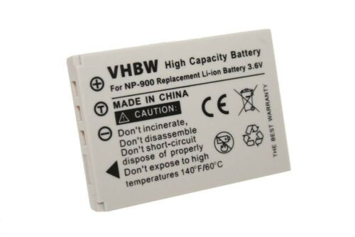 BATTERY FOR Praktica Luxmedia 12-xs 12xs  ACCU