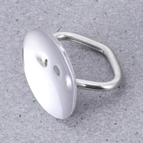 5Pcs Replacement Kitchen Cookware Pot Pan Lid Cover Grip Knob Handle Practical