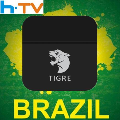Consumer Electronics NEW TIGRE TV Box Well as HTV5 brazil live tv