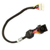 Ac Dc Power Jack Connector Cable Harness For Dell Vostro 1710 1720 Dc301003f00