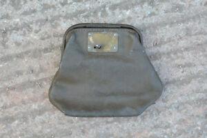 Vintage-old-Leather-Barclays-Bank-Night-Safe-bag-purse-wallet-FREE-DELIVERY